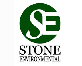 stone environmental logo designed by on track graphics